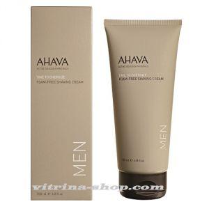 AHAVA Мягкий крем для бритья без пены для мужчин